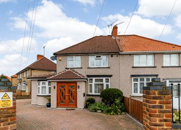 Thumbnail 3 bed semi-detached house for sale in Vernon Road, Feltham, London