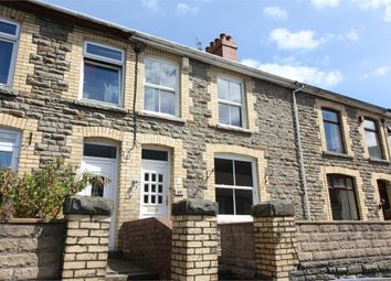 Thumbnail 3 bed terraced house for sale in North Road, Cross Keys, Newport, Caerphilly