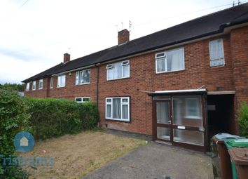 3 bed terraced house to rent in Hillbeck Crescent, Wollaton, Nottingham NG8