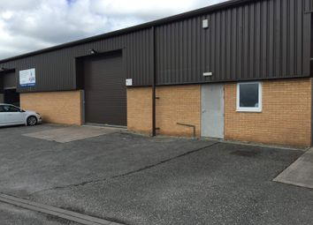 Thumbnail Light industrial to let in Unit 3 Meadows View, Rhosddu Industrial Estate, Wrexham