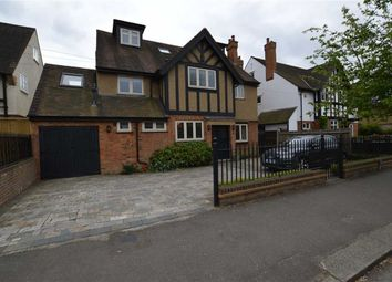 Thumbnail 6 bed detached house for sale in Cassiobury Park Avenue, Watford, Herts