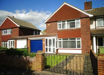 Thumbnail 3 bed semi-detached house for sale in Convent Road, Ashford