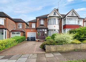 Thumbnail 4 bed property for sale in Grange Park Avenue, London