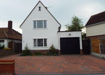Thumbnail 3 bed detached house for sale in Greenway, Frinton-On-Sea