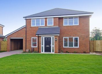 Thumbnail 4 bed detached house for sale in Burberry Close, Bognor Regis