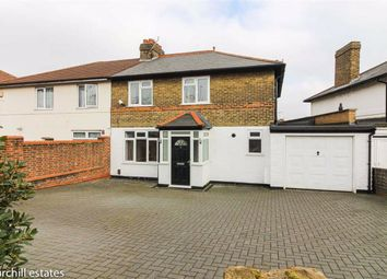 Wigram Road, Wanstead, London E11. 4 bed semi-detached house for sale