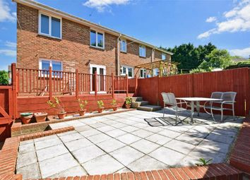Thumbnail 3 bed end terrace house for sale in Hillcrest Road, Rookley, Isle Of Wight