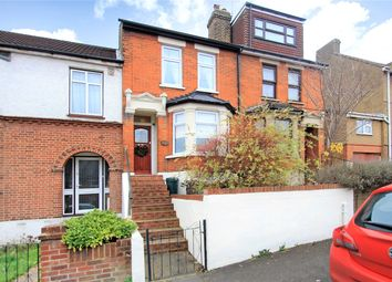 Thumbnail 2 bed terraced house for sale in Clarence Road, Chatham, Kent