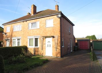 Thumbnail 3 bed semi-detached house for sale in Sarrington Road, Corby