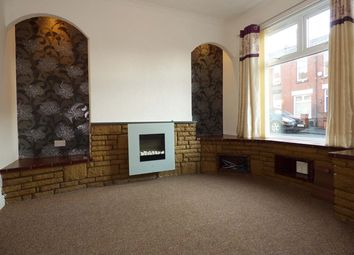 Thumbnail 3 bed terraced house to rent in Geoffrey Street, Central Chorley
