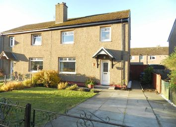 Thumbnail 3 bed semi-detached house for sale in Douglas Place, Bo'ness
