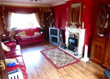 Thumbnail 2 bed terraced house for sale in Windsor Drive, Stanground, Peterborough