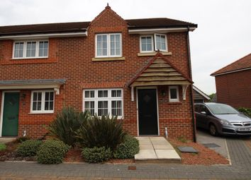 Thumbnail 3 bed end terrace house for sale in Saxon Court, Scawthorpe, Doncaster