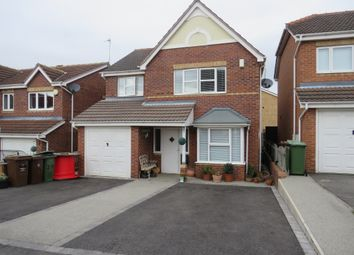 Thumbnail 4 bed detached house for sale in Northfield Meadows, South Kirkby, Pontefract