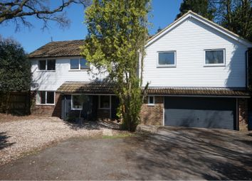 Thumbnail 5 bed detached house for sale in Shires Way, Yateley
