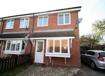 2 bed end terrace house to rent in Blake Avenue, Ipswich, Suffolk IP9