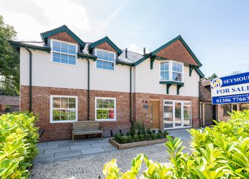 Thumbnail 2 bed flat for sale in Middle Street, Shere, Guildford