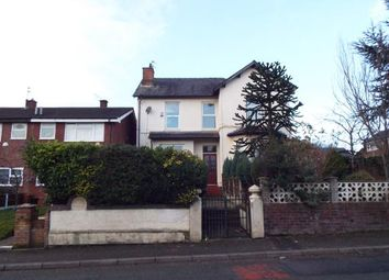 Thumbnail 4 bed semi-detached house for sale in St. Marys Road, Manchester, Greater Manchester