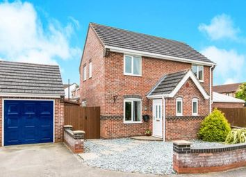 Thumbnail 3 bedroom detached house for sale in Lodington Court, Horncastle, Lincolnshire