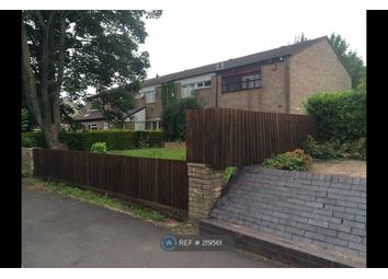 Thumbnail 3 bed end terrace house to rent in Rathbone Close, Birmingham
