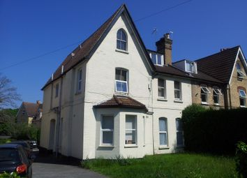 Thumbnail 1 bedroom maisonette to rent in 16 Crescent Road, Bournemouth, Dorset