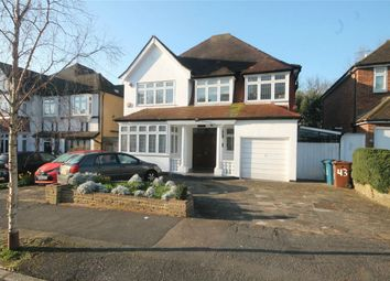 Thumbnail 6 bed detached house for sale in Lake View, Edgware, Middlesex