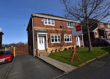 Thumbnail 3 bed semi-detached house for sale in Aintree Drive, Lower Darwen, Darwen, Lancashire