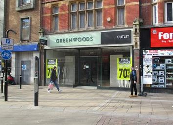 Thumbnail Retail premises to let in 20 Long Causeway, Peterborough