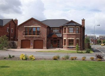 Thumbnail 5 bedroom detached house for sale in Ashfield Hall, Ballycrochan Road, Bangor