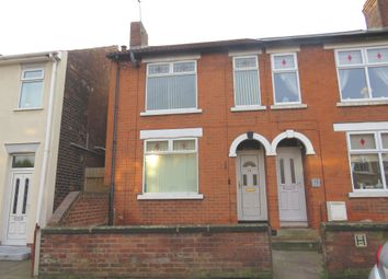 Thumbnail 3 bed semi-detached house for sale in Albert Street, Mansfield Woodhouse, Mansfield