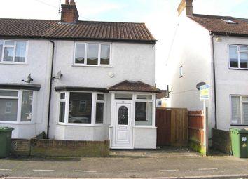Thumbnail 2 bed terraced house to rent in Ashdon Road, Bushey