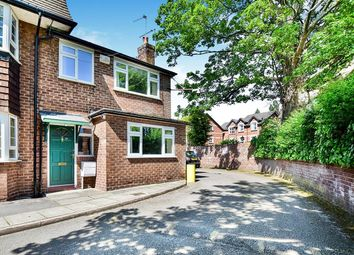 Thumbnail 3 bed semi-detached house for sale in Wilmslow Road, Didsbury, Manchester
