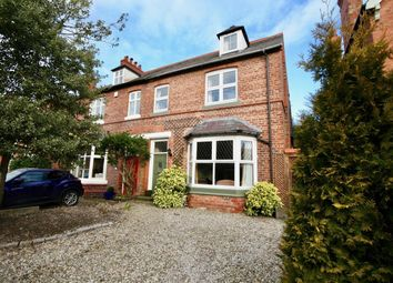 Thumbnail 5 bedroom property for sale in Vicarage Road, Hoole, Chester