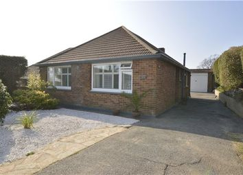 Thumbnail 2 bedroom semi-detached bungalow for sale in Pine Avenue, Hastings, East Sussex