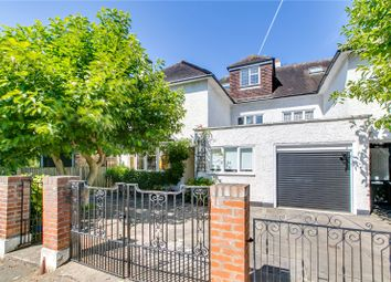 Thumbnail 5 bed semi-detached house to rent in Parke Road, Barnes, London