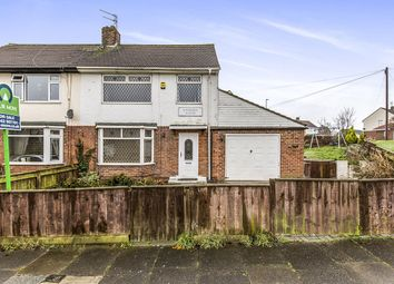 Thumbnail 3 bed semi-detached house for sale in Rhondda Avenue, Stockton-On-Tees