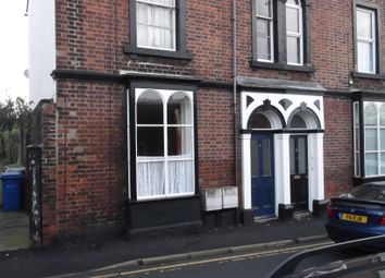 Thumbnail 2 bed flat to rent in New Road, Driffield