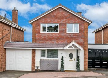 Thumbnail 3 bedroom link-detached house for sale in The Broadway, Wombourne, Wolverhampton