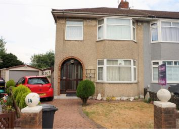 Thumbnail 3 bed semi-detached house for sale in Merrimans Road, Shirehampton