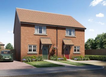 Thumbnail 2 bed semi-detached house for sale in Priors Orchard, Southbourne, Emsworth, West Sussex