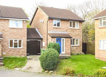 Thumbnail 3 bed detached house to rent in Develin Close, Neath Hill, Milton Keynes
