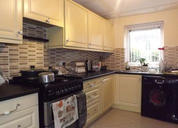 Thumbnail 3 bed end terrace house to rent in Wedgewood Road, Luton