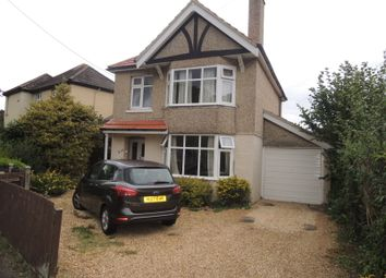 Thumbnail 3 bedroom detached house for sale in Station Road, Ferndown