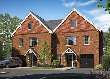 Thumbnail 4 bedroom semi-detached house for sale in Church Road, Bookham, Leatherhead