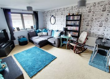 Thumbnail 2 bed flat for sale in Overland Mews, Whittlesey Road Stanground, Peterborough
