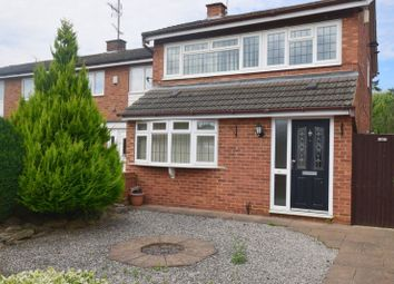 Thumbnail 3 bed detached house for sale in Baccara Grove, Bletchley, Milton Keynes