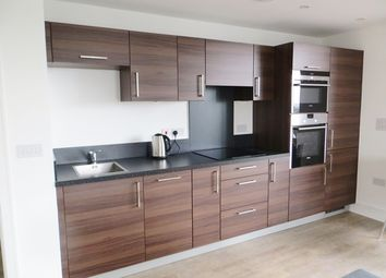 Thumbnail 1 bedroom flat to rent in Dalston Square, Dalston, London