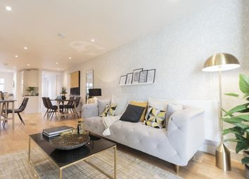 Thumbnail 3 bed flat for sale in Fairbourne Road, London