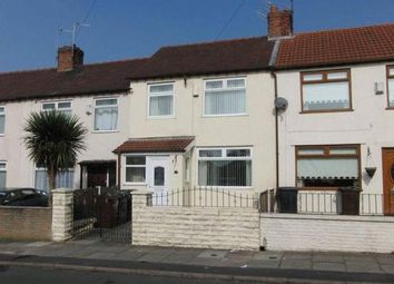 Thumbnail 3 bed terraced house for sale in Keir Hardie Avenue, Bootle