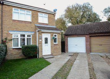 Thumbnail 3 bedroom semi-detached house for sale in Enstone Road, Lowestoft